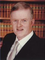 Eamonn G Hall, author of the Superior Courts of Law